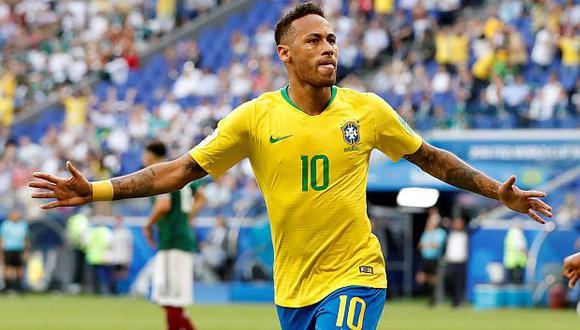 Najila Trindade denunció a Neymar por violación sexual. (Foto: Reuters)