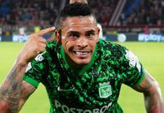 Nacional más líder que nunca: vencieron 1-3 a Junior en Barranquilla con doblete de Alvez