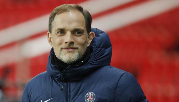 Thomas Tuchel suena como alternativa para dirigir a Chelsea. (Foto: Reuters)