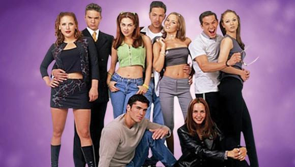 """""""Soñadoras"""" fue una telenovela mexicana de corte juvenil de Televisa, producida por Emilio Larrosa entre los años 1998 y 1999 (Foto: TVNotas)"""