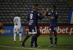 Sporting Cristal venció a Binacional 6-3 con 'hat-trick' de Emanuel Herrera por la Liga 1