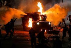 Chile vive la marcha más grande en meses a 2 días del aniversario de protestas sociales | FOTOS
