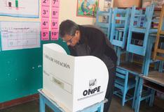 Elecciones 2018: ¿Por qué en algunas regiones sí habrá segunda vuelta?