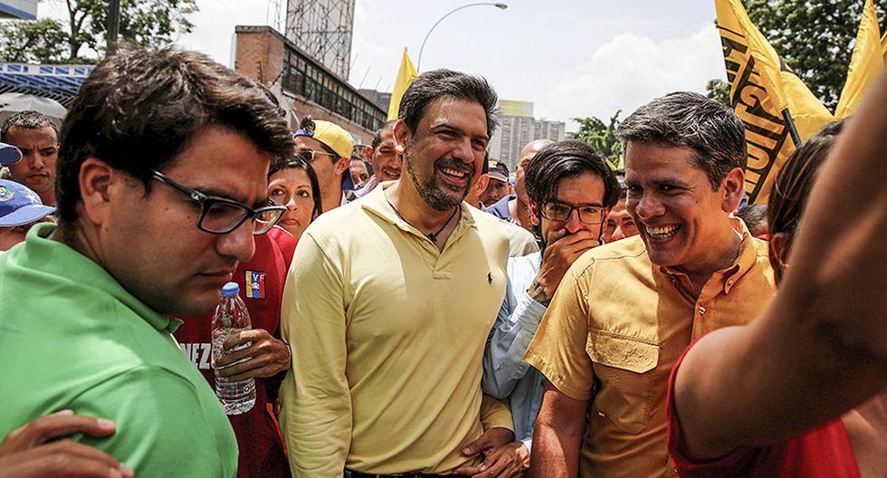 """Venezuela: """"La madre de todas las marchas"""" contra Maduro - 9"""