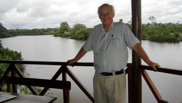 Gerald Taylor. El filólogo australiano falleció a inicios de abril tras haberle dedicado su vida al estudio de las lenguas en el Perú.