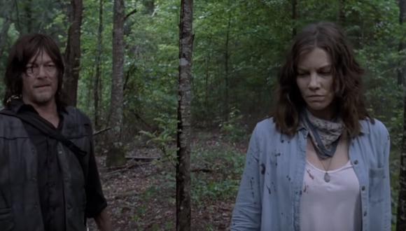 La New York Comic Con fue el escenario escogido brindar grata sorpresa a todos los fanáticos de 'The Walking Dead'.  (Foto: AMC)