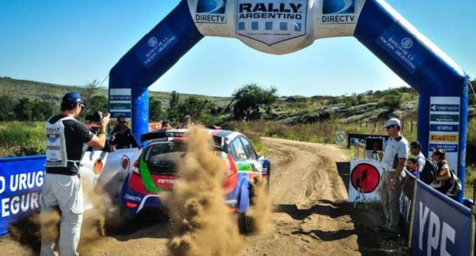 Fuchs empezó con el pie derecho Campeonato de Rally Argentino - 2