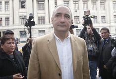 Alex Kouri interpone nueva demanda contra su traslado al expenal San Jorge