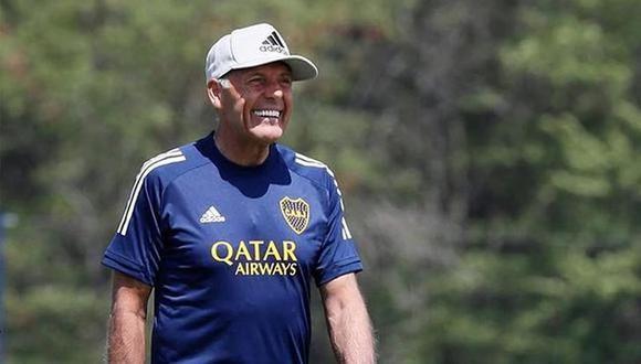 Miguel Ángel Russo envió un mensaje a sus detractores. (Foto: Boca Juniors)