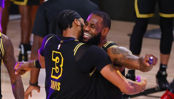 Se juegan los Playoffs de la NBA y aquí tendrás todos los detalles de la competición en la burbuja de Orlando. (Foto: AFP)