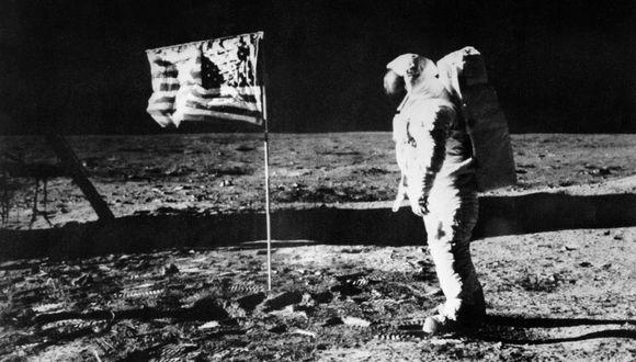 El próximo 20 de julio se cumplirán 50 años de la llegada del hombre a la Luna. (Foto:AFP)