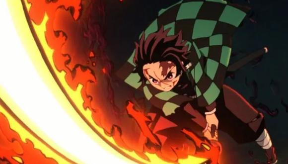 ¿Por qué las espadas Nichirin cambian de color? La principal razón se debe a que son creadas con minerales como Scarlet Crimson Sand y Scarlet Crimson Ore (Foto: Crunchyroll)