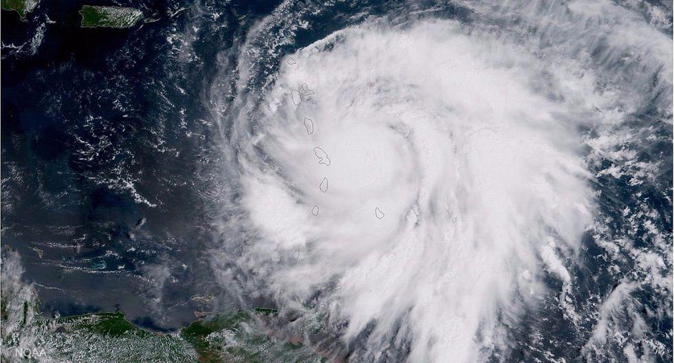 El ciclón tropical María impacto la isla de Puerto Rico en el 2017. La severidad y la frecuencia de las catástrofes naturales están más que nunca en la agenda mundial de riesgos.