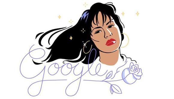 Selena Quintanilla tambipen fue creadora de tendencias de moda, emprendedora emocionada y filántropa comunitaria. (Foto: Google)