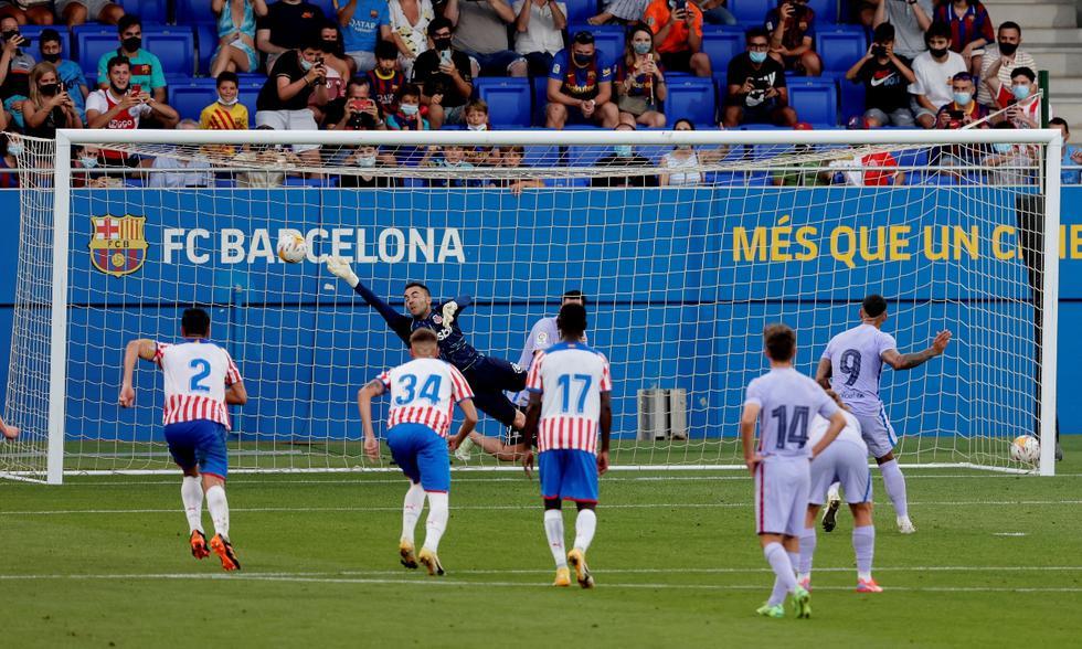 Barcelona 3-1 Girona: resumen, fotos y goles del triunfo azulgrana en el  partido amistoso | VIDEOS | DEPORTE-TOTAL | EL COMERCIO PERÚ
