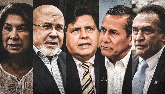 Las expresiones peyorativas no han sido ajenas a la política peruana. (Foto: El Comercio)