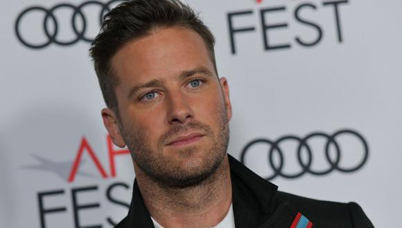 Varias mujeres han acusado al actor Armie Hammer de violencia sexual e incitación al canibalismo. (Foto: Chris Delmas / AFP)