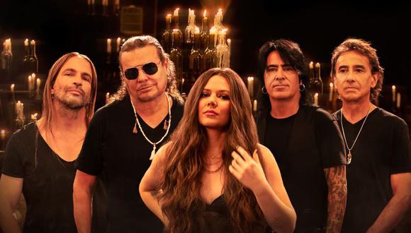 """Maná se une a Joy para lanzar una nueva versión de """"Eres mi religión"""". (Foto: Warner Music)"""