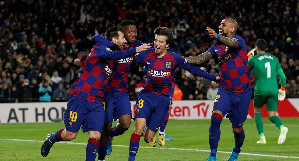 FC Barcelona superó por primera vez a su rival histórico, Real Madrid, en ingresos. (Foto: Reuters)