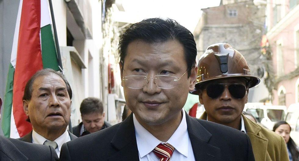 Chi Hyun Chung, un médico y pastor evangélico originario de Corea del Sur y naturalizado boliviano. Actualmente es candidato a la presidencia de Bolivia. (Foto: AFP).