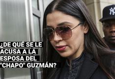 """Emma Coronel: ¿De qué acusan a la esposa de """"El Chapo"""" Guzmán en EE.UU.?"""
