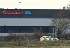 Alerta de bomba en fábrica de vacunas AstraZeneca/Oxford contra el coronavirus en Reino Unido