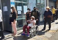 Coronavirus en Perú: 954 ancianos tacneños recibirán el bono pensión 65 en sus viviendas