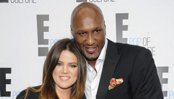 """Lamar Odom: """"Quiero recuperar a mi esposa Khloé Kardashian"""""""