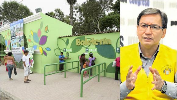Derliz Guzmán fue designado nuevo presidente del Servicio de Parques Zonales (Serpar).