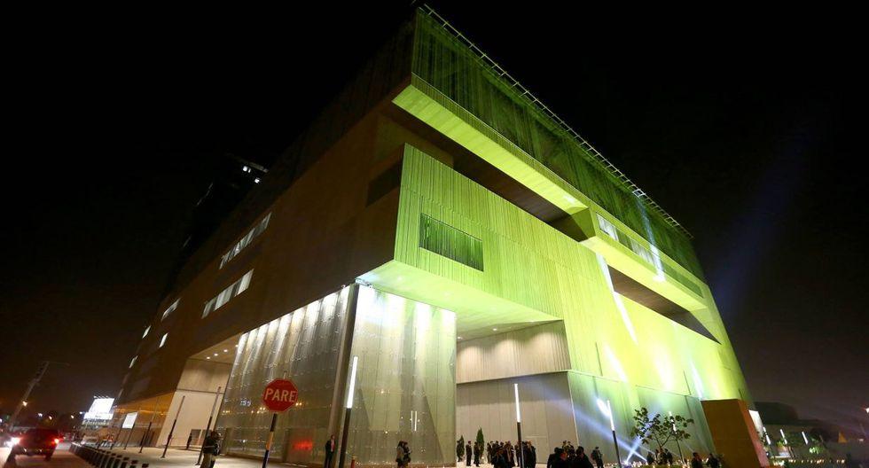 Así fue la inauguración del Centro de Convenciones de Lima - 1