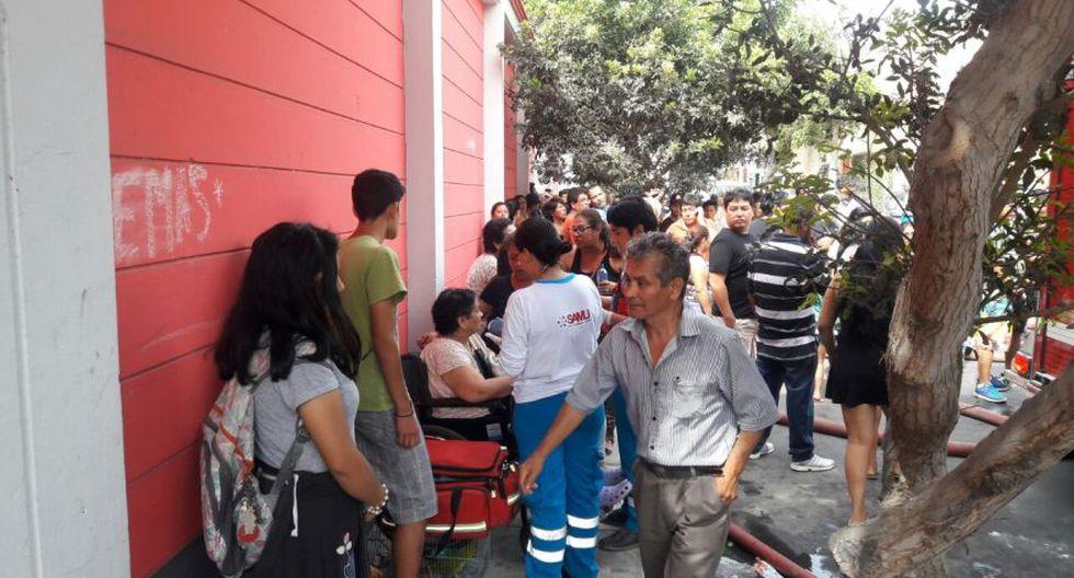 Barranco: incendio destruyó 20 habitaciones prefabricadas - 3