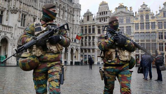 Alerta terrorista en Europa a pocas horas del Año Nuevo