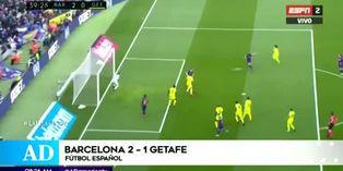 Goles internacionales: Barcelona se acerca al Real Madrid