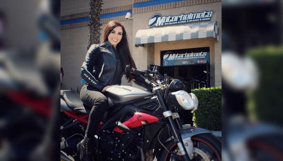 Annette Carrion, 'la 'influencer'  que murió tras en un accidente ocurrido en California, Estados Unidos. (Instagram @annettecarrion)
