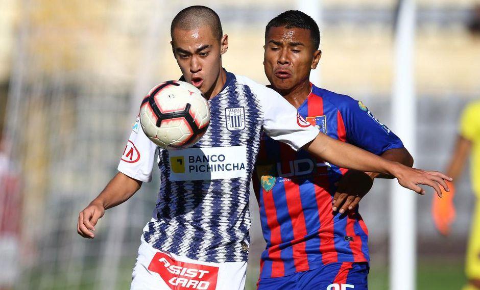 Alianza Lima vs. Alianza Universidad: mejores imágenes del partido. (Foto: Fernando Sangama)