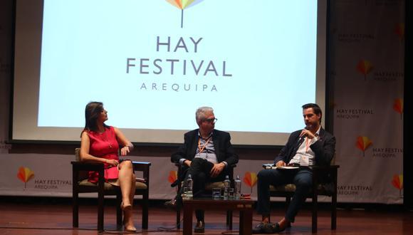 Hay Festival Arequipa. (Foto: Alessandro Currarino / El Comercio).