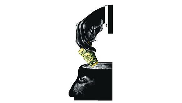 Unos S/10 mil millones pierde anualmente el Perú; debido a la corrupción, según cálculos de la contraloría. (Elaboración: El Comercio)