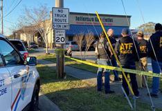 Al menos tres muertos y dos heridos en tiroteo en armería en EE.UU.