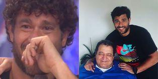 Yaco Eskenazi y el conmovedor momento al recordar a su papá en programa en vivo | VIDEO