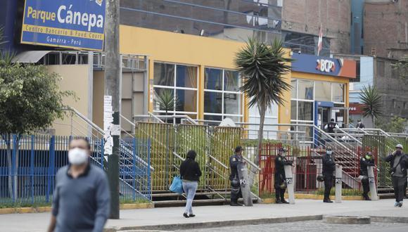 Gamarra iniciará operaciones mañana, a puertas cerradas. (Foto: César Campos | GEC)