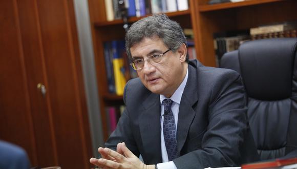 """Juan Sheput indicó que los independientes oficialistas """"lo único que buscan son los privilegios de estar cerca al gobierno"""". (Foto: GEC)"""