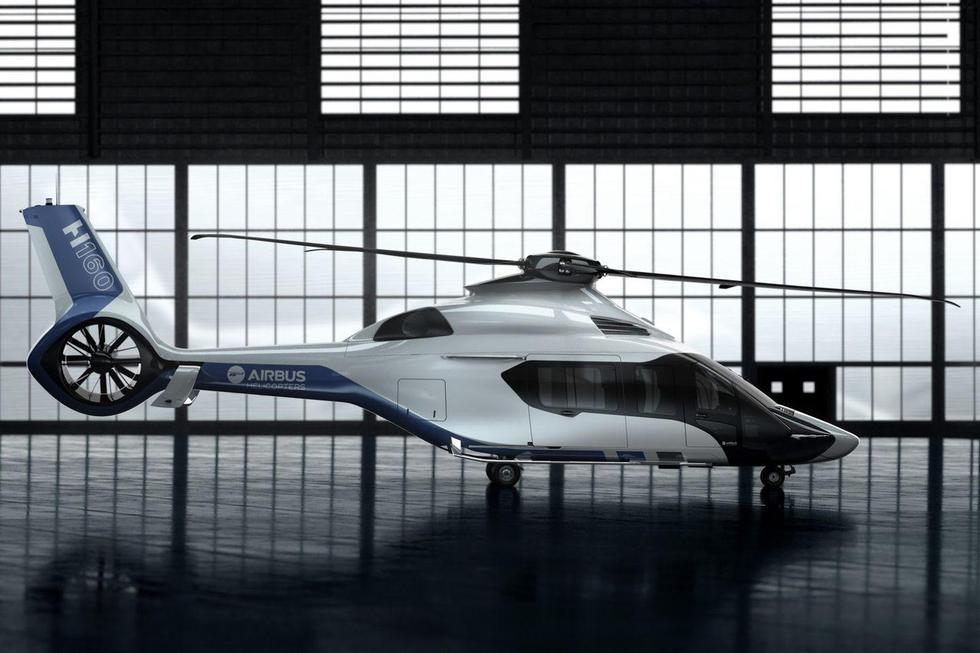 Peugeot diseñó su primer helicóptero [FOTOS] - 4