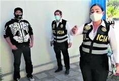 Intervienen a sujeto en Arequipa por incitar a incumplir la cuarentena por redes sociales