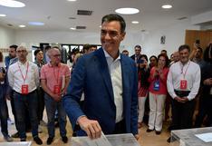 Los socialistas de Pedro Sánchez ganan elecciones europeas y municipales en España