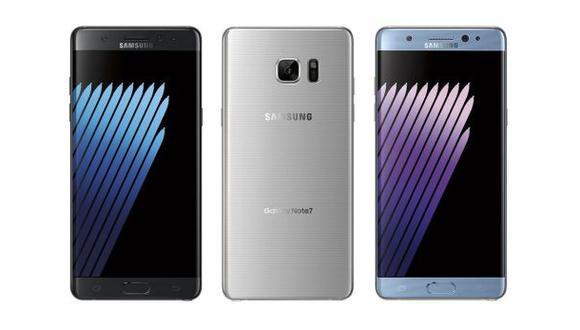 Samsung paraliza la venta del Galaxy Note 7 en todo el mundo