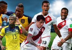Perú vs. Ecuador: ¿cuál de estas dos selecciones exporta más futbolistas al exterior? [INFORME]