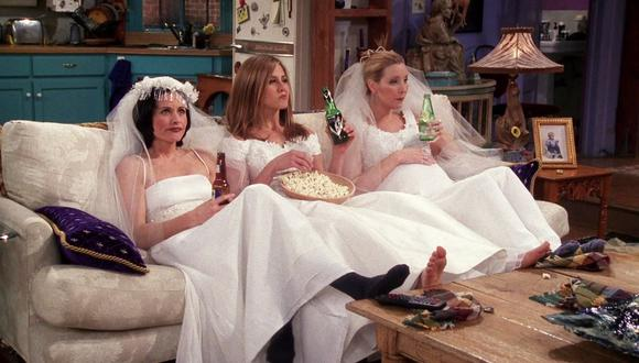 Test: ¿Qué personaje femenino de Friends eres?