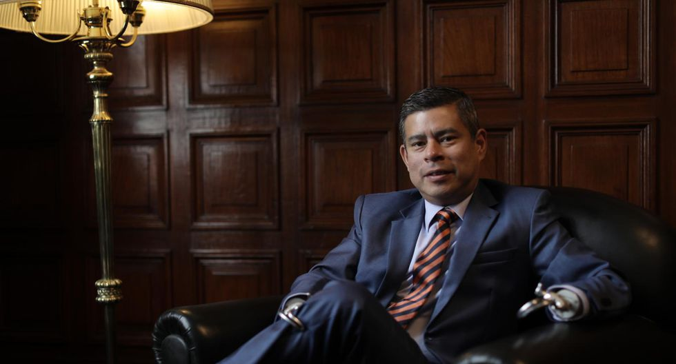 Galarreta ha dosificado sus apariciones, pero no su discurso: votó decididamente en contra de la cuestión de confianza. (Foto: Anthony Niño de Guzmán / GEC)