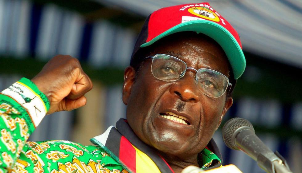 Robert Mugabe, el liberador africano que convirtió Zimbabue en su feudo. (Foto: EFE)