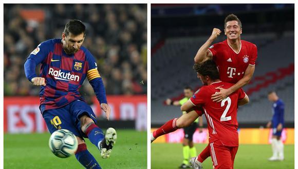 Barcelona vs. Bayern Múnich: cuotas, pronósticos y apuestas del duelo por Champions League